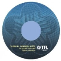 Clinical Transplants 25 Years (85-09) : Digital Edition