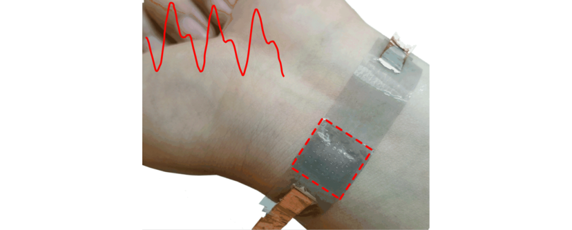 Wearable Pressure-Sensitive Devices for Medical Use