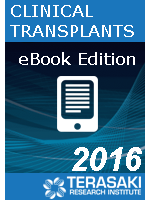 Clinical Transplants 2016 : eBook Edition